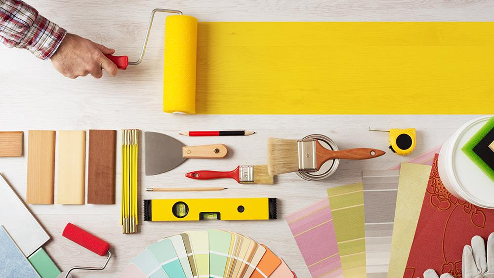 Nearly half of Brits plan on redecorating their home, survey image