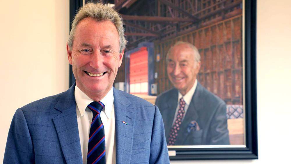 Neil Donaldson bows out after 45 years at family firm image