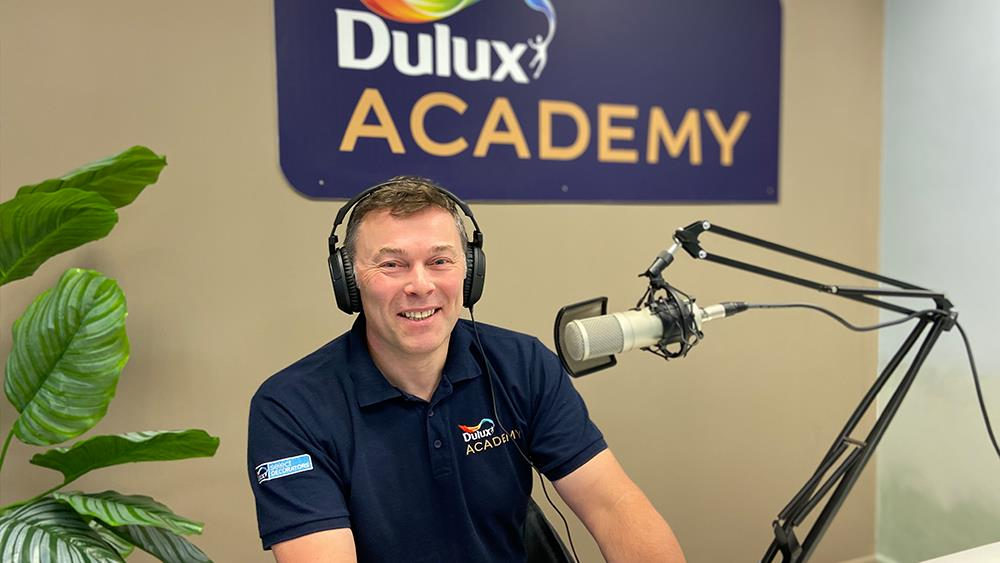 Decorators given a voice on new Dulux Academy podcast image
