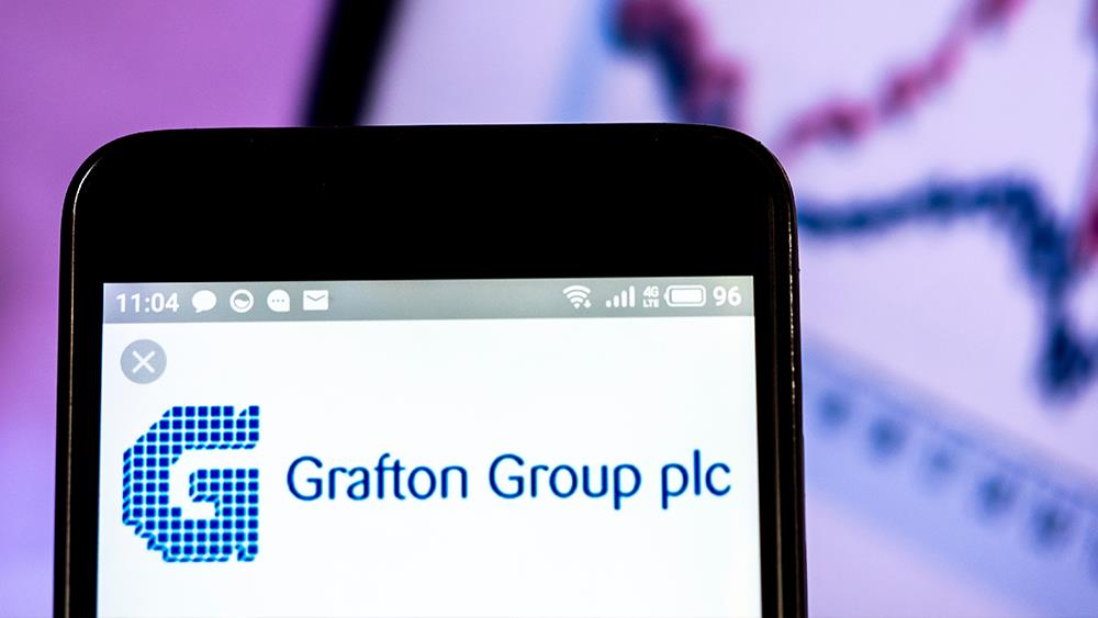 "Grafton Group ""emerging from lockdown in strong position"" image"