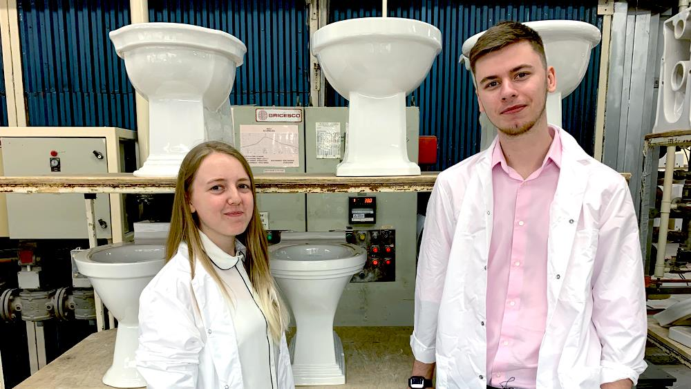 Two new Junior Designers join Imperial Bathrooms image
