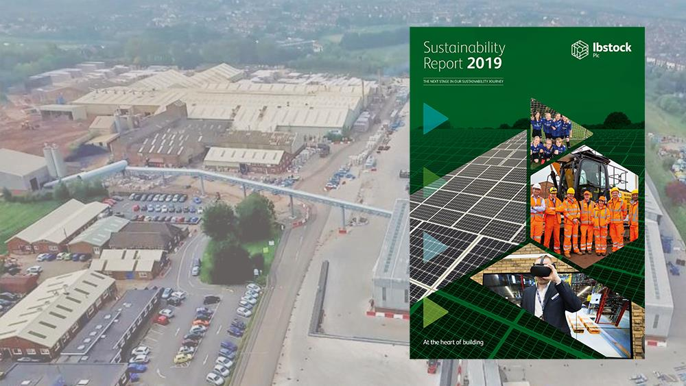 Ibstock releases sustainability report for 2019 image