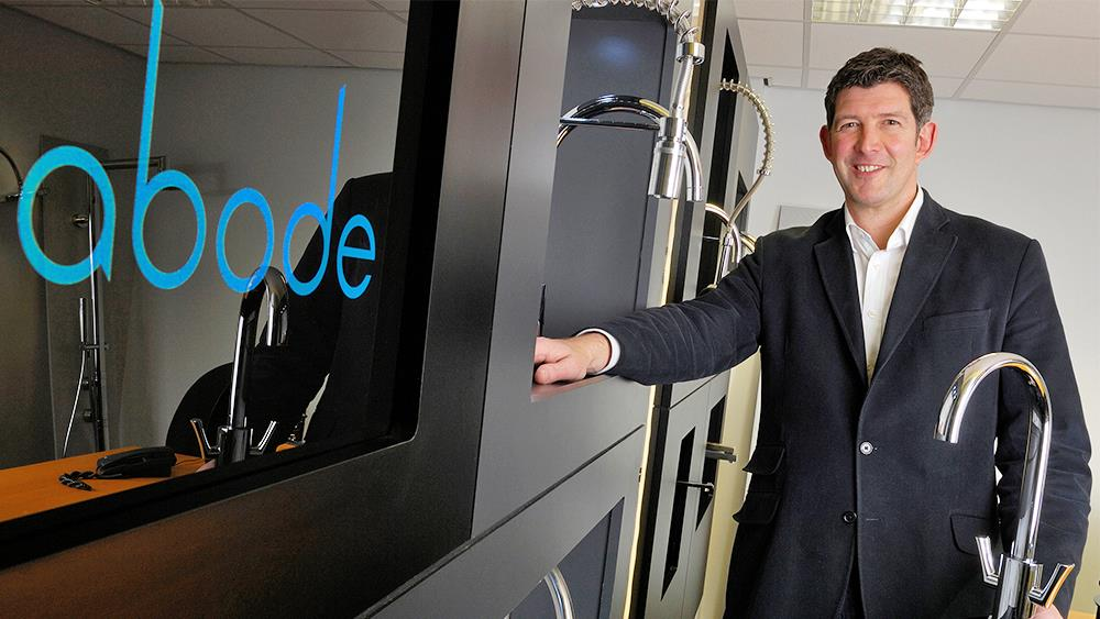 New Managing Director for Abode image