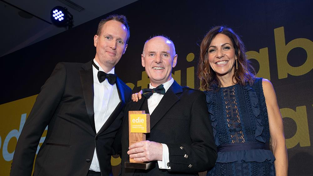 Michael McGowan named Energy Manager of the Year image