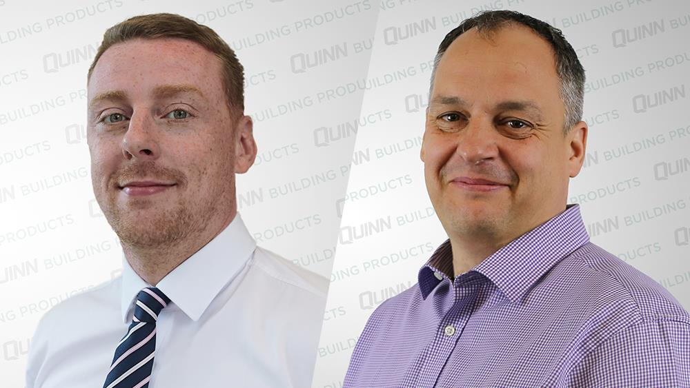 Promotions within the Quinn's GB Sales Management Team image