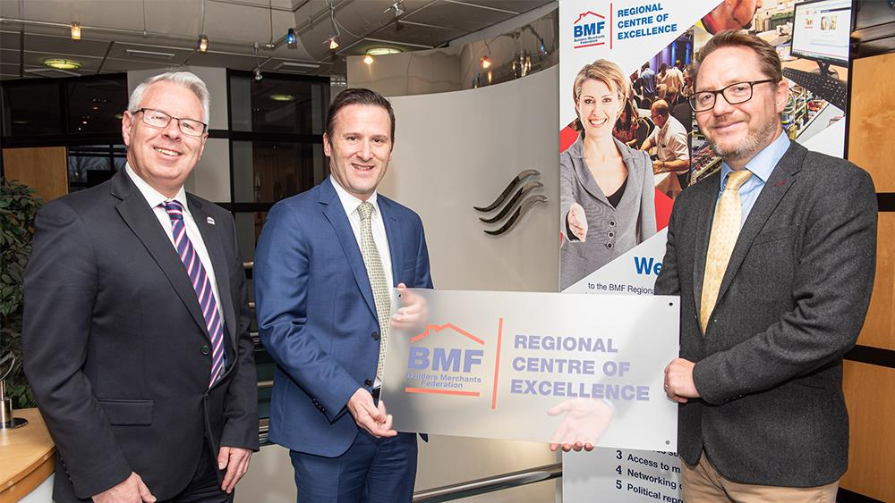 BMF opens Regional Centre of Excellence at Brett Martin image