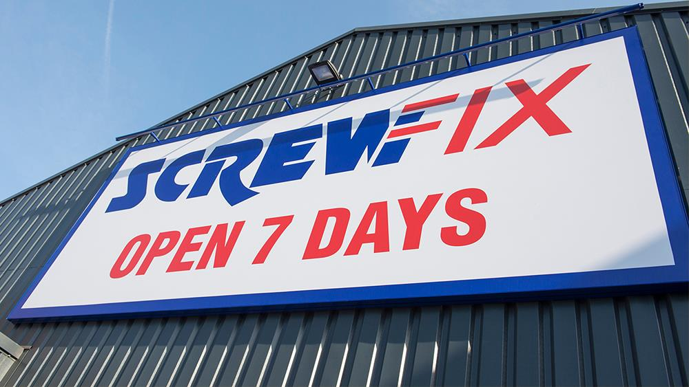 Screwfix to open 40 new stores this year, creating around 400 jobs image