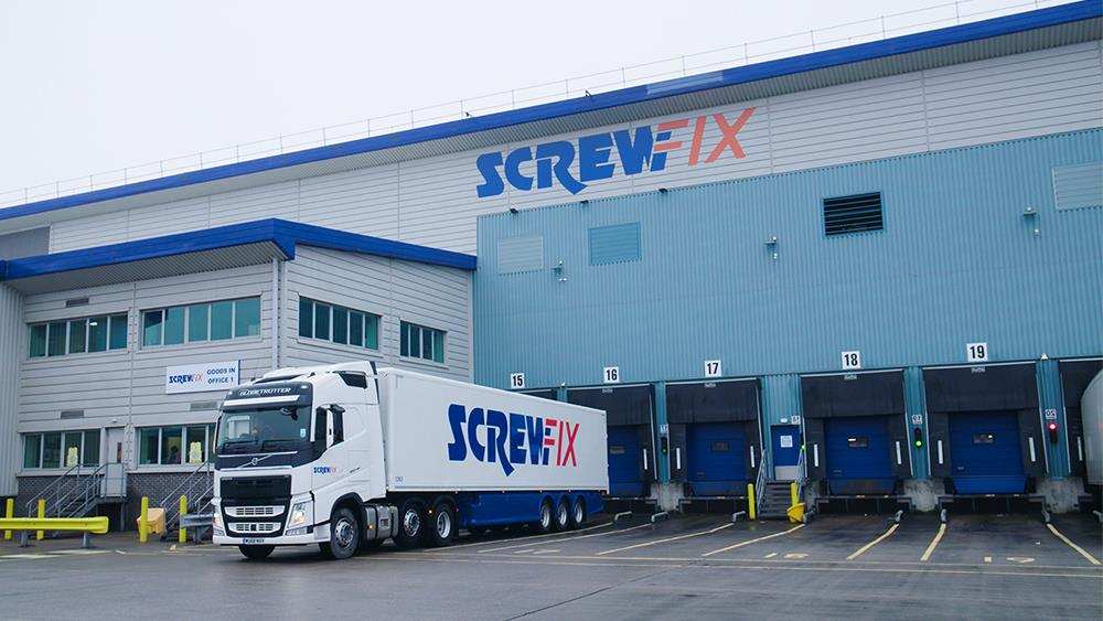 Wincanton opens fifth Screwfix distribution centre in Stafford image