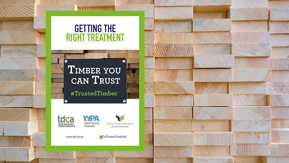 TTF and WPA to launch information campaign on treated timber image