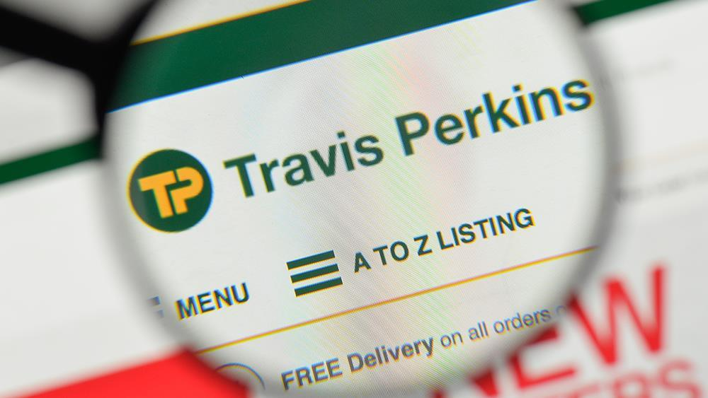 """Resilient trading amidst significant uncertainty"" for Travis Perkins image"