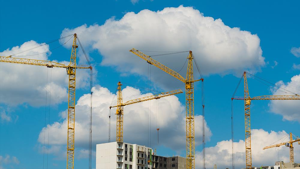 Ongoing uncertainty for construction industry,  despite promises to 'build, build, build'  image