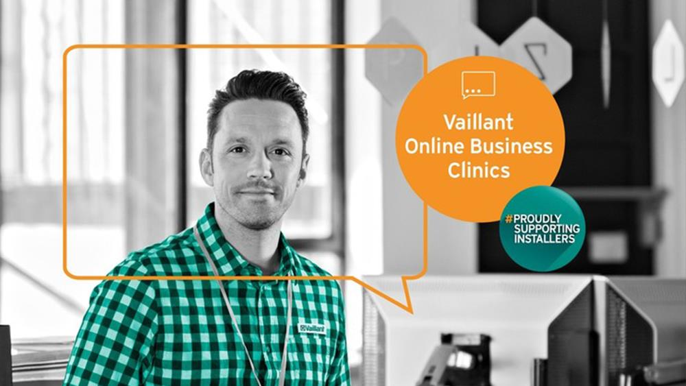 Vaillant unveils 'new normal' support programme for installers  image