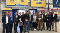 BMF hosts European merchant trip to share best practice image