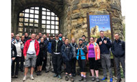 Howarth to raise thousands of pounds with annual charity trek   image
