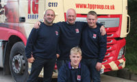 TG teams up for charity championship image